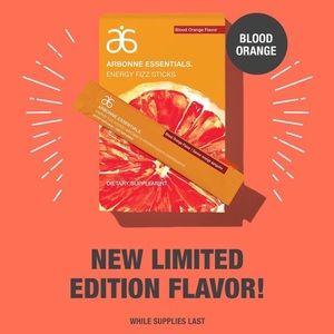 NEW Blood Orange Fizz Sticks